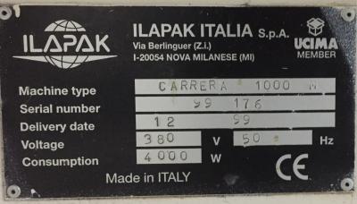ILAPAK Carrera 1000 M_2