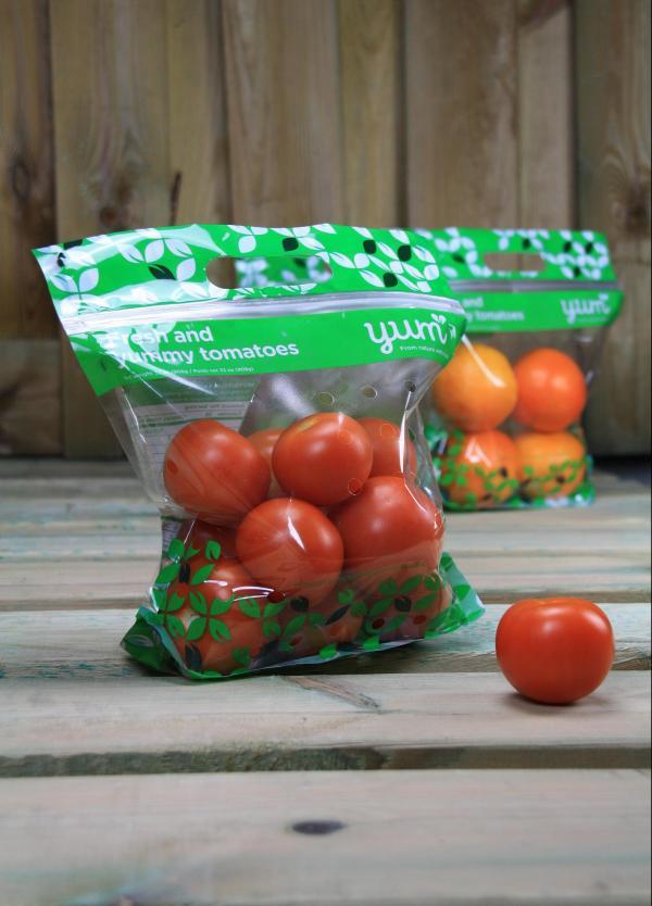 Voorgevormde plastic verpakkingen pouch AGF