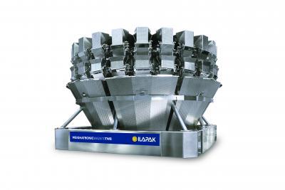 IMA-Ilapak Weightronic Rondkop multihead weger 24 kops