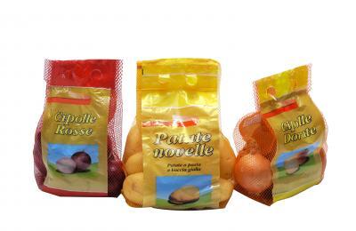 Carry Fresh aardappelverpakking