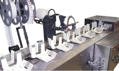 Kwik Line automatische bindmachine
