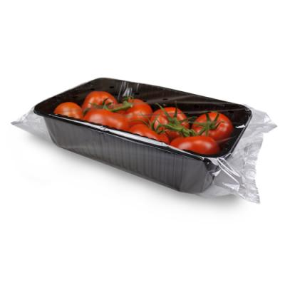 Tomatenschaal in pillow verpakking