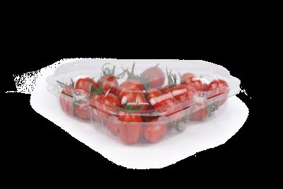 clamshell verpakking tomaat