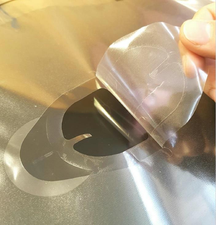 Hersluitbare verpakkingsfolie