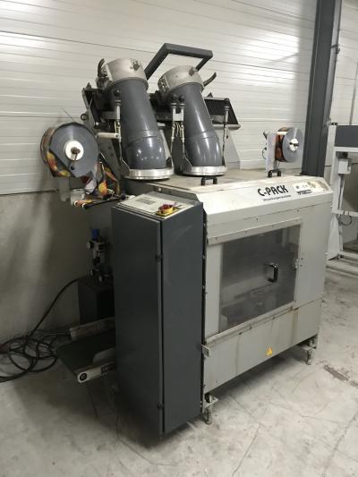 Gebruikte verpakkingsmachine C-Pack VAS 991.1