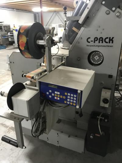 Gebruikte verpakkingsmachine C-Pack VAS 991.3