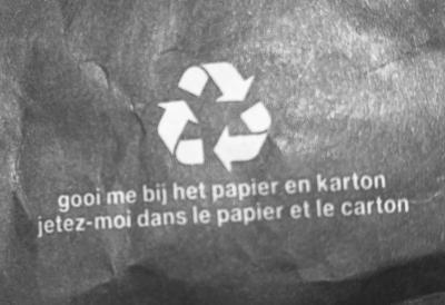 Volledig recyclebare verpakking