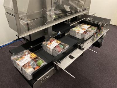 Case Packer maaltijdpakketten 2
