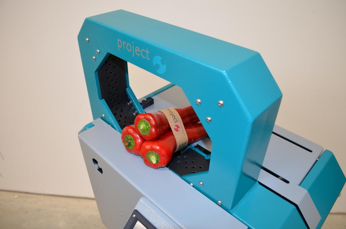 Project Proband banderolleermachine