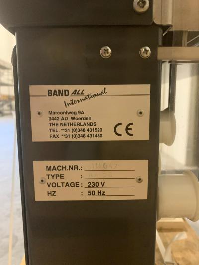 Bandall banderolleermachine.5