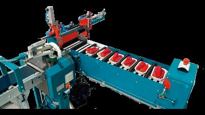 Proband V1000 volautomatisch banderolleren verpakkingslijn