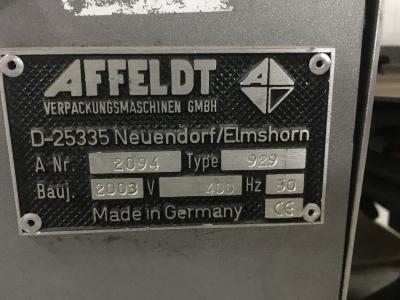 Affeldt clipper 929.6