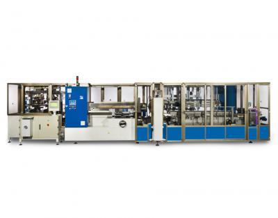 Horizontale kartonneermachine Betti MB150