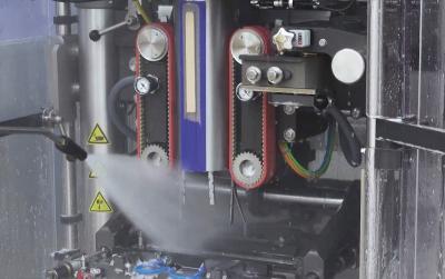 Machinereiniging