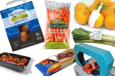 Voorbeelden Primair verpakken food