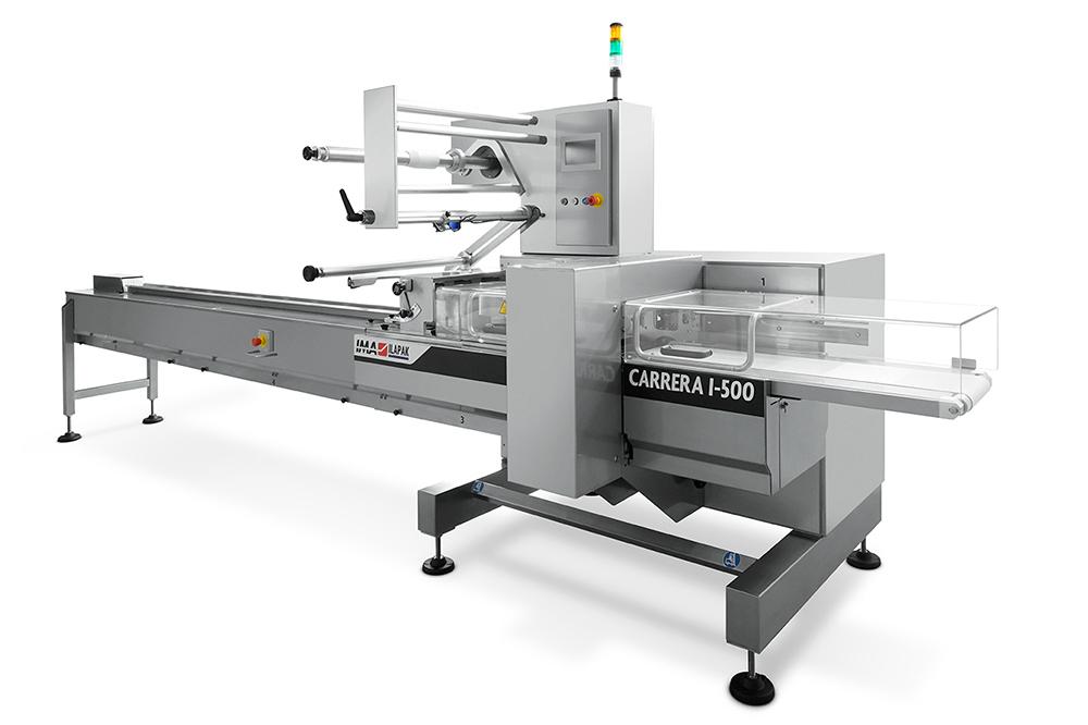 IMA-Ilapak nieuwe Carrera I-500 Flowpacker