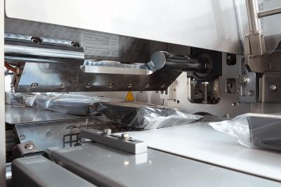 IMA Ilapak HFFS Carrera I-500 - details - seal systeem