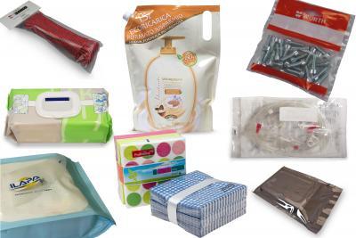Voorbeelden Primair verpakken non-food